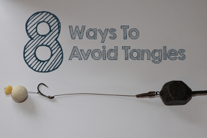 8 ways to avoid tangles in carp fishing