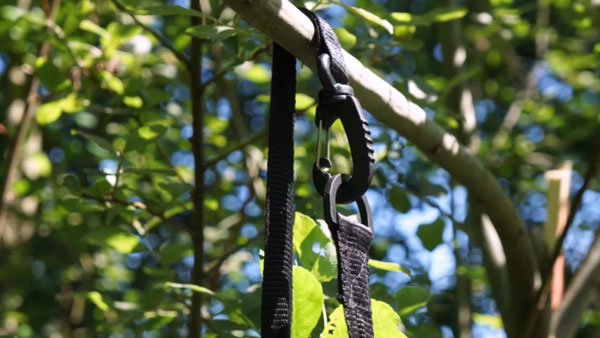 ridgemonkey mk2 airdry system - quick release strap