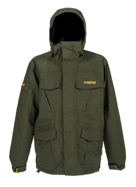 Navitas Agent Lined Jacket