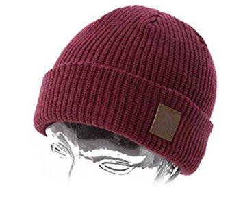 Trakker Plum Beanie Hat