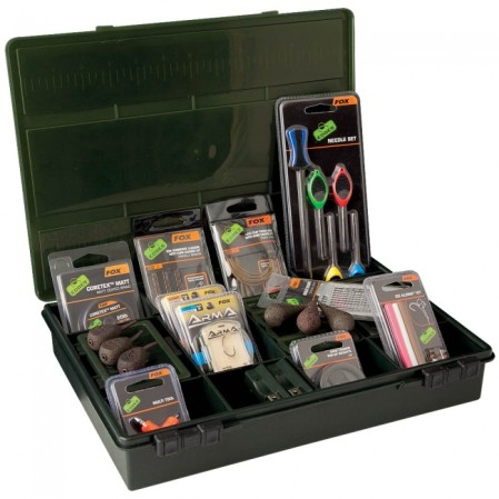 fox ad royale large loaded tackle box